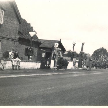 Water Shortages at Haseley in the Late 1940s