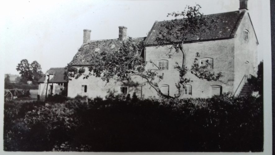 Long Compton Mill and House, 1941. | Image courtesy of C Tanner