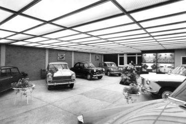 The Regent Garage: Moving On