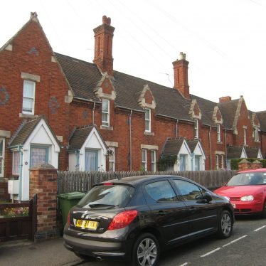 Elborough Almshouses, St.John Street, Rugby