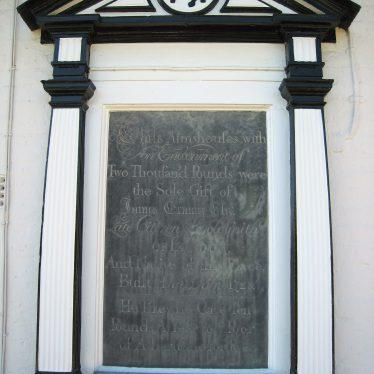 Gramer's Almshouses, 6-8 Mancetter Road, Mancetter