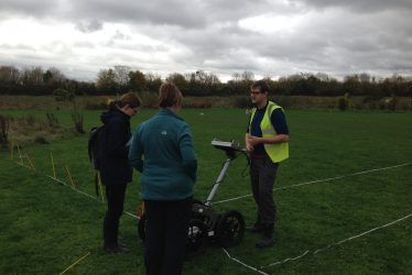 The Story Below Our Feet: Geophysical Survey of Hunningham Meadow