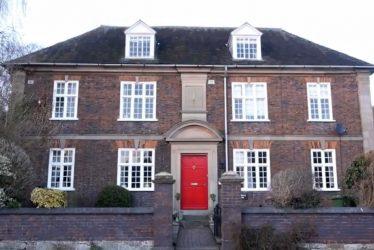 Thomas Coton's Hall and School