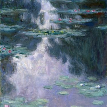 Monet's Water Lillies. Sourced from the same botanists as used by Anne Greville for Warwick. | Public Domain Image released by the Museum of Fine Arts, Houston