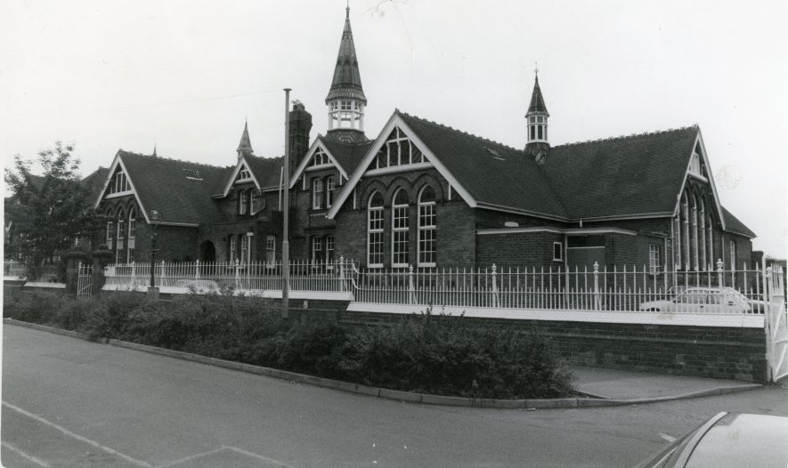 Clapham Terrace School, Leamington. nd. | Warwickshire County Record Office reference CR4914/7