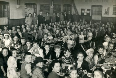 Rationing and School Life in Birmingham During World War Two