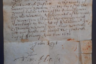 Insights into Warwickshire's Civil War History