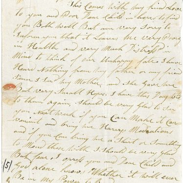 Letters From a Chilvers Coton Convict