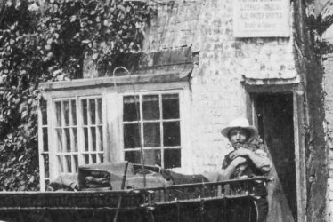 Hunningham.  Alfred Bradwin, Inn Keeper of the Red Lion