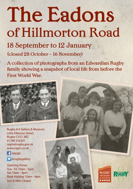 The Eadons of Hillmorton Road