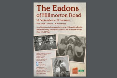 The Eadons of Hillmorton Road