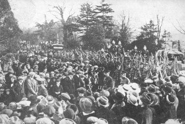 The Armistice in Warwickshire: Part One