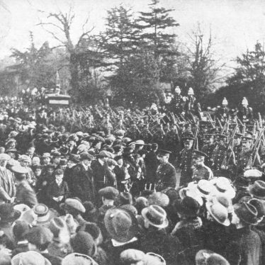 The Armistice in Warwickshire: Part One