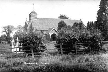 Hunningham.  St Margaret's Church