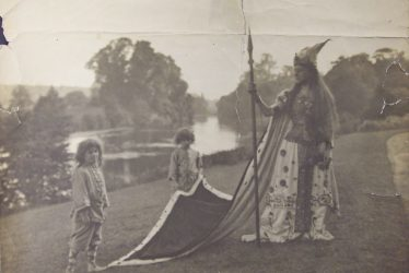 Queen Ethelfleda and the Founding of Warwick