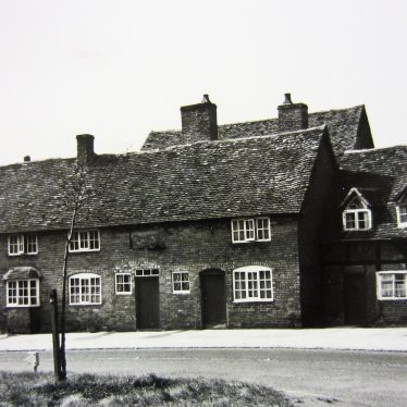 Coleshill Workhouse in the 18th Century