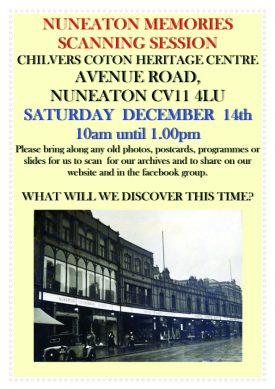 Old Nuneaton Photos Required