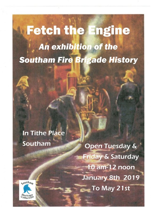 Fetch the Engine exhibition