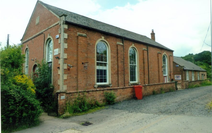 Upper Brailes Primitive Methodist Chapel, 2016. | Image courtesy of Peter Ratcliffe