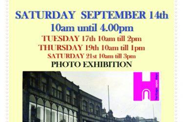 Nuneaton Memories Photo Exhibition