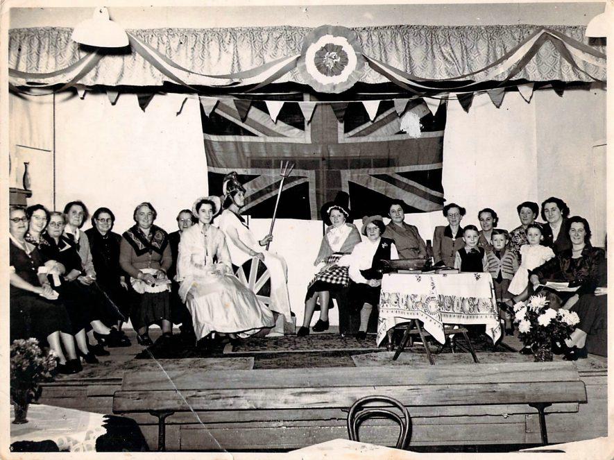 Primitive Methodist Church, Nuneaton. | Image courtesy of Nuneaton Methodist Church, supplied by Nuneaton Memories