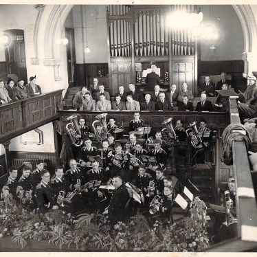 Nuneaton.  Primitive Methodist Church