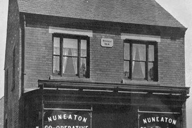 Nuneaton.  Co-op, Haunchwood Road