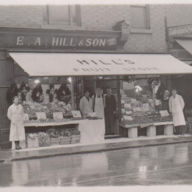 Attleborough.  E.A. Hill & Son