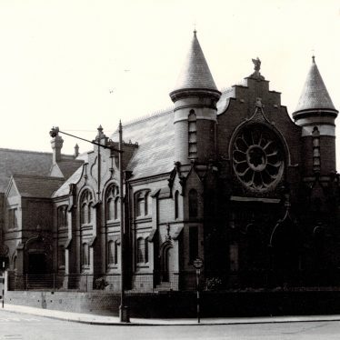 Nuneaton.  Primitive Methodist Church
