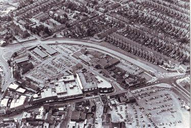 Nuneaton.  Town centre