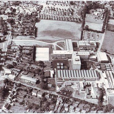 Nuneaton.  North Warwickshire & Hinckley College