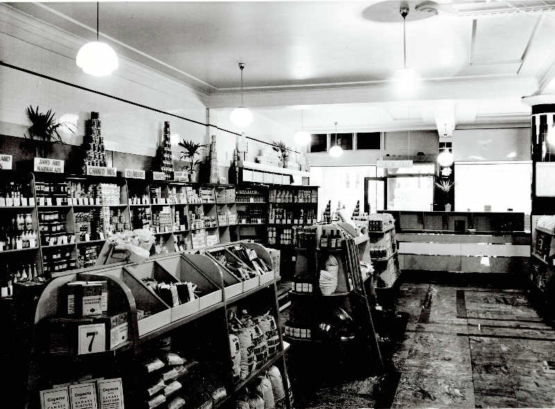 Nuneaton. Co-op. Can anyone recognise this Co-op branch somewhere in Nuneaton area?   Image courtesy of Heart Of England Co-operative Society, supplied by Nuneaton Memories