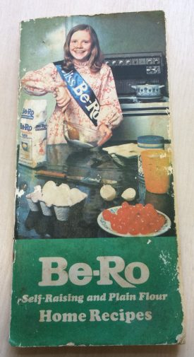 Baking Be-Ro style - very much of its time.   Photo courtesy of Sharon Forman