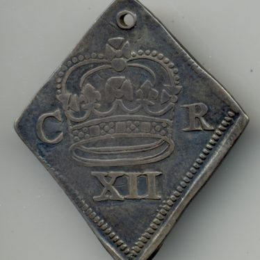 Warwickshire in 100 Objects: Siege Coin From the English Civil War