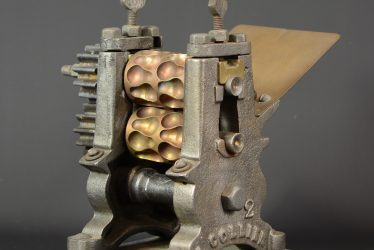 Warwickshire in 100 Objects: Sweet Making Press