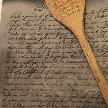 A spoon, and a recipe. What better place to start! | Image courtesy of Saffron Butcher