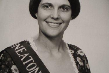 Nuneaton.  Carol Mallabone, Carnival Queen, 1971