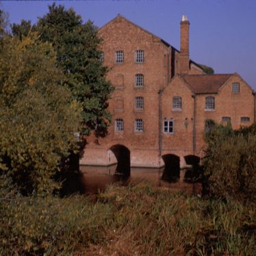 Stratford-upon-Avon.  Lucy's Mill