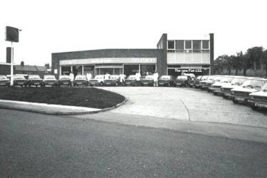 Grays Garage - A 70 Year History