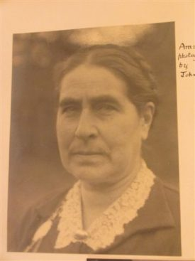 Eileen Ansell's great aunt Amy Mary Spenlove Brown | Photo courtesy of Eileen Ansell