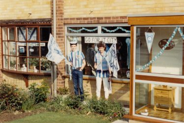 A Run to the Cup Final for Coventry City