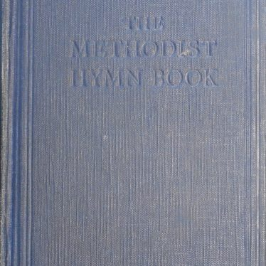 Warwickshire in 100 Objects: Methodist Hymn Book