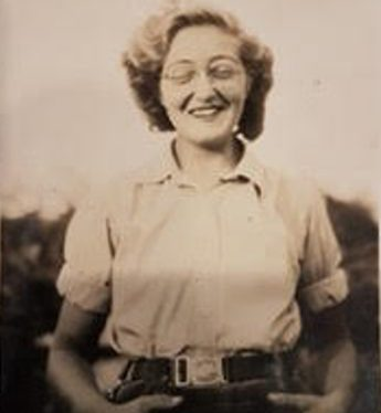 A Land Girl in Ashow 1942-1945