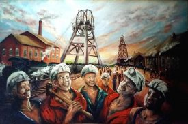 Baddesley Colliery | Image courtesy of Michael Chetwynd
