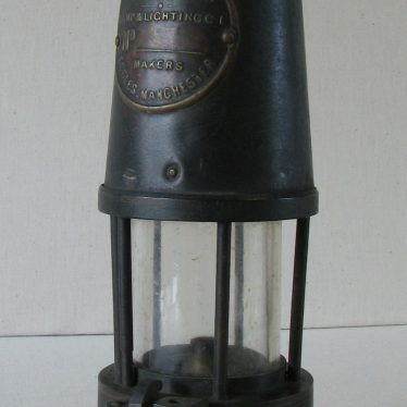 Warwickshire in 100 Objects: Coal Miner's Lamp