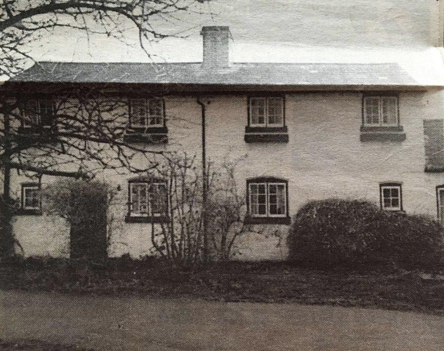Moreton Morrell. The Bakehouse (the house itself) | Image courtesy of Susan Dyke