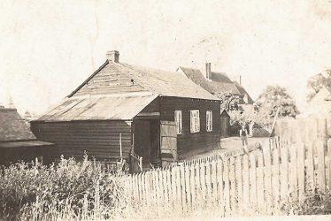 Moreton Morrell.  Bakehouse