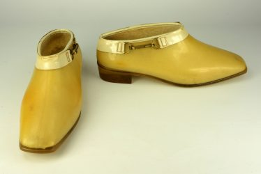 Warwickshire in 100 Objects: Mary Quant Boots