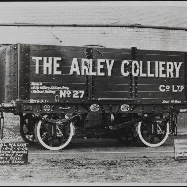 Arley Colliery