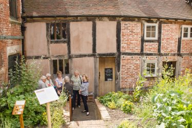 Heritage Open Days at The Weaver's House